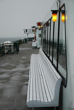 2011-01 Bainbridge Island Ferry - Seattle, WA