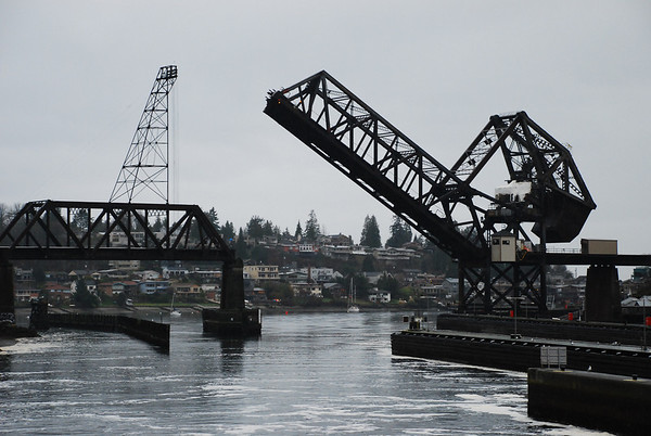 2011-01 Ballard Locks, Seattle, WA