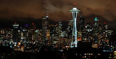2011-01 Kerry Park, Seattle, WA
