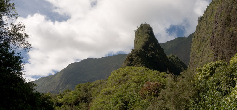 2012-10 Maui, Day 6  Iao Needle, Iao Valley State Park