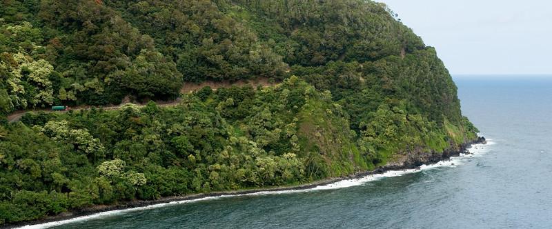 2012-10 Maui, Day 5  Hana Highway