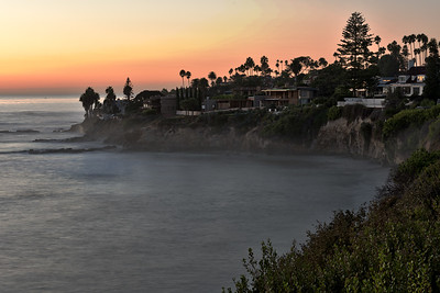 2015-10 La Jolla Coast Sunset