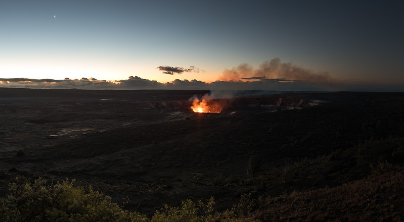 2017-01 Volcanoes National Park