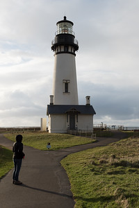 2017-02 Yaquina Head Lighthouse & Yaquina Bay