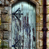 Ross Church Door - Tasmania