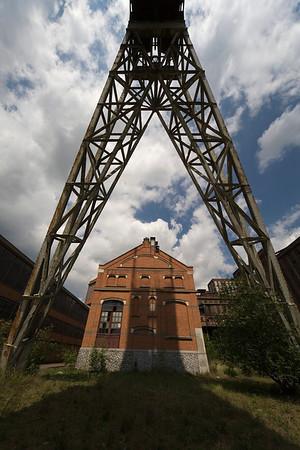 Beringen Coal Mine