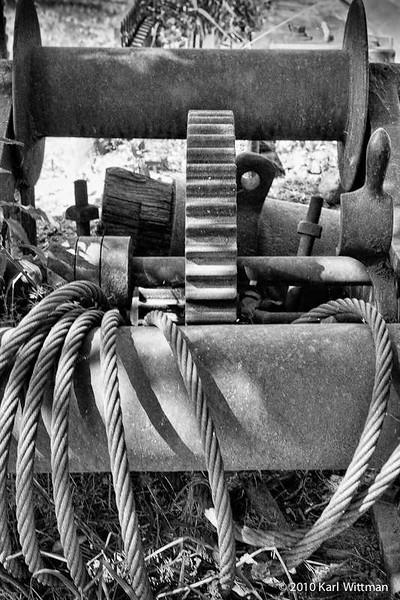 Detritus of the Iron Works