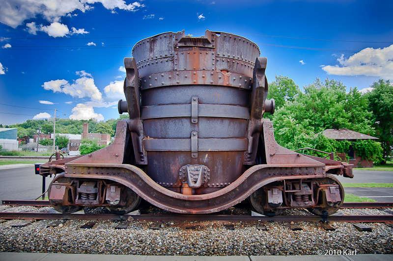 Iron Ore Car