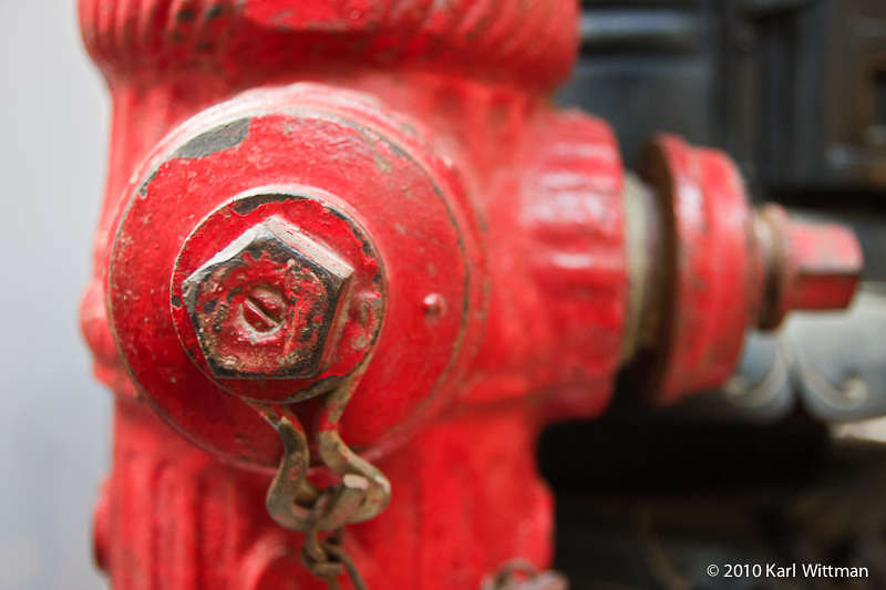Troy made fire hydrants (who knew?)