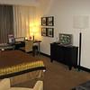 Stylish Finnish design in hotel room