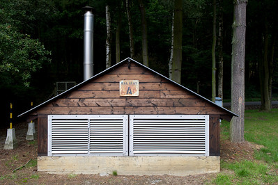 Kemmelberg NATO secret command bunker