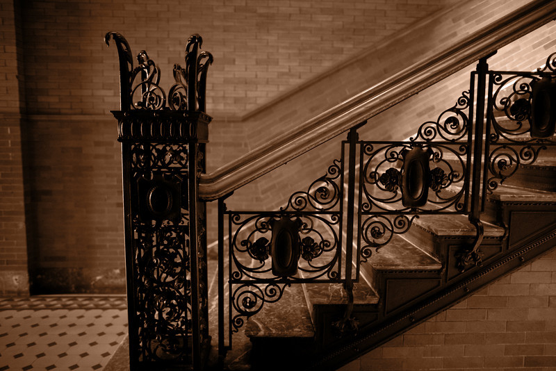 Bradbury Building, Los Angeles