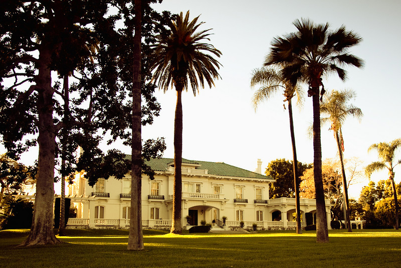 The Wrigley Mansion, Pasadena