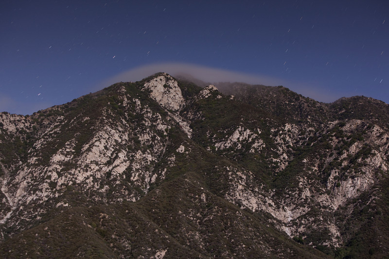 The San Gabriel Mountains