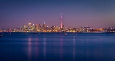 Auckland city shoot