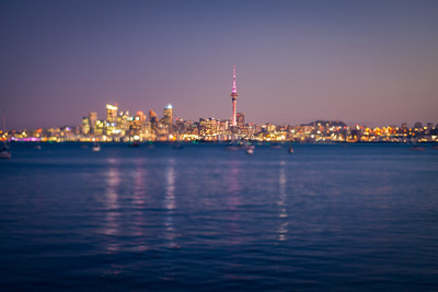 Auckland city shoot