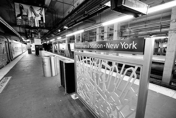 Penn Station New York