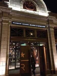 Starbucks Reserve Roasting and Tasting Room