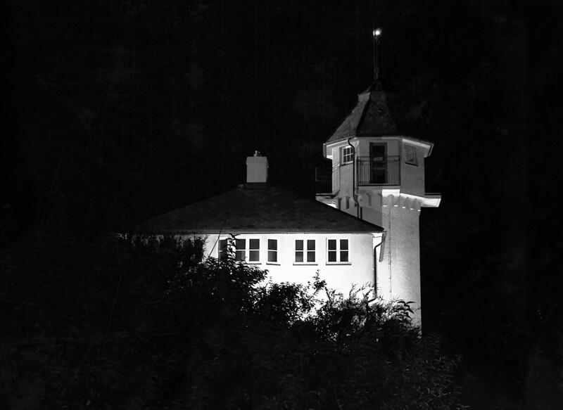 A peaceful evening at Vålandstårnet