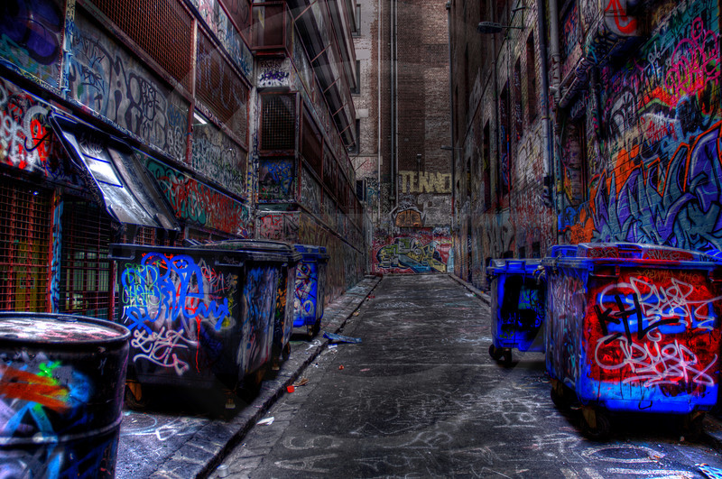 MECI0010 Bad Alley