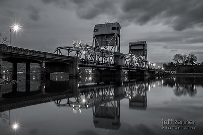 Blue Bridge, Lewiston, Idaho