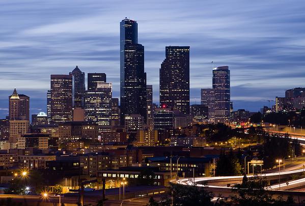 20 seconds of Seattle - aufgenommen im Rizal Park