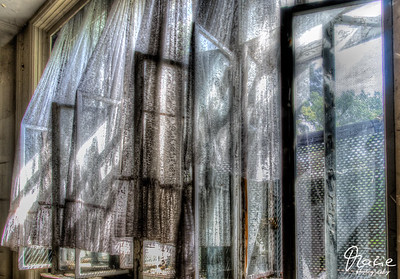 wafting curtain