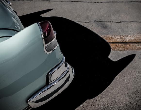 Batman's '56 Cadillac