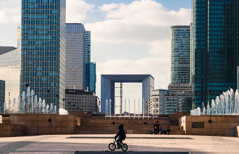 La Défense - Paris, France