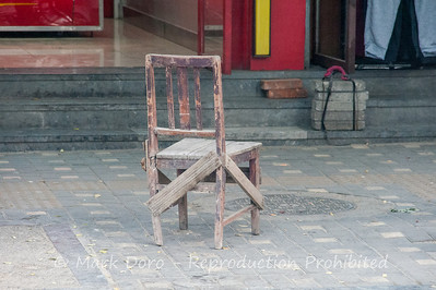 Chair, Beijing, China