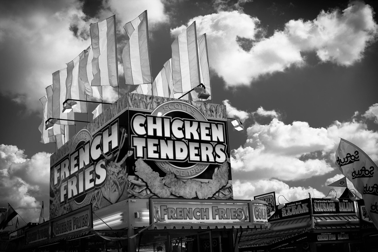 Chicken Tenders HDR