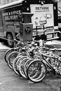 Bikes, New York