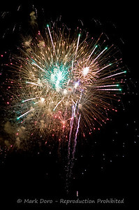 Fireworks, New Years Eve 08/09
