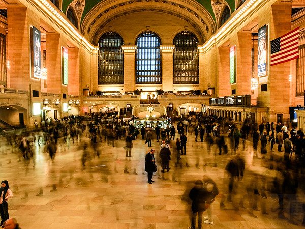 Grand Central Station - New York, USA