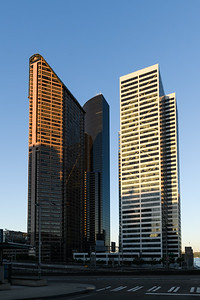 Seattle skyscrapers - Seattle Municipal Tower, Columbia Tower, 800 Fitth Avenue