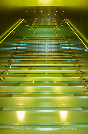 Stairs, Apple Store, Sydney, NSW