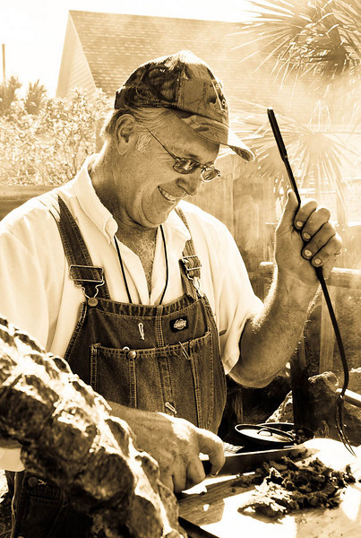 Olde Time Meat Carver