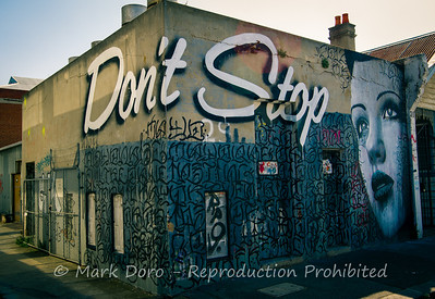 Dont' Stop, Collingwood, Victoria
