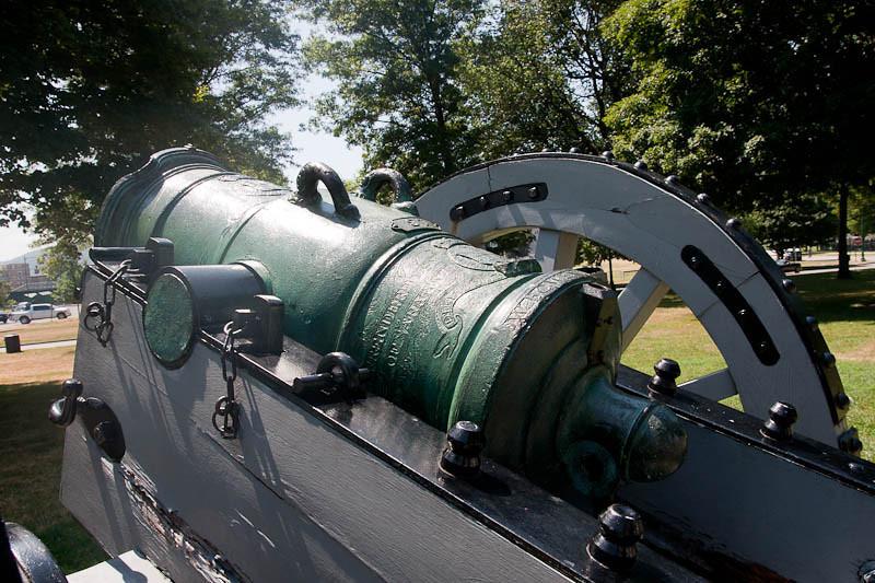 Artillery canon