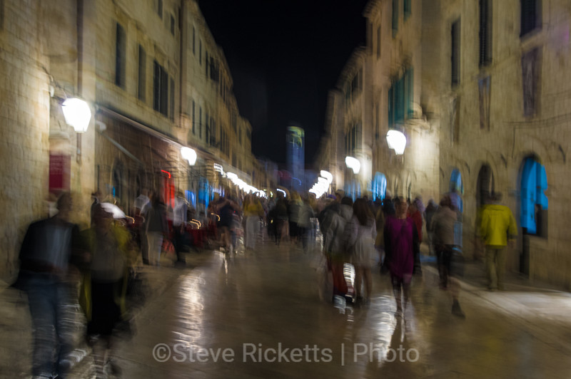 Dubrovnik night life
