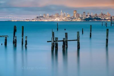 San Francisco from Sausalito