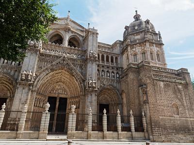 Catedral de Toledo, España