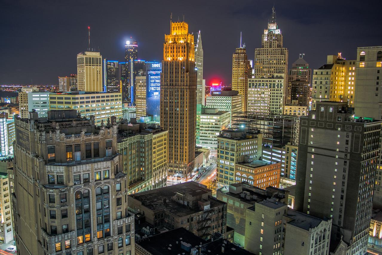 Detroit Shines Bright