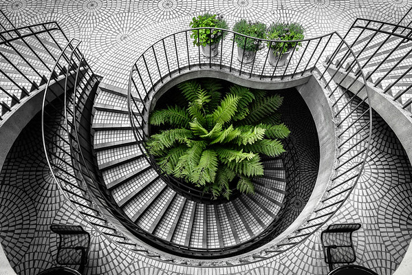 Embarcadero Stairs