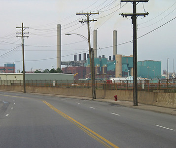 Industry in action - Detroit