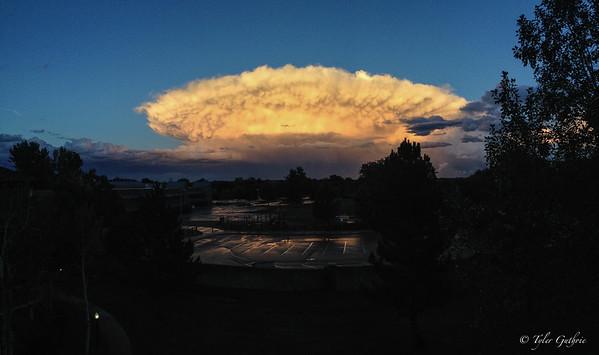 Thunderhead Explosion