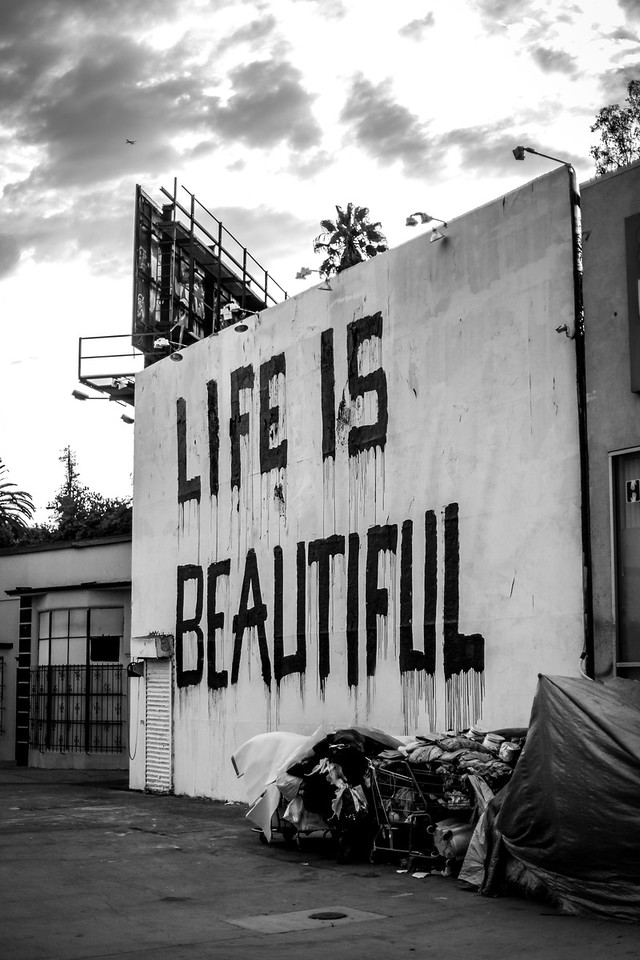 Lea Brea Ace Hollywood California 2016 #mrbrainwash