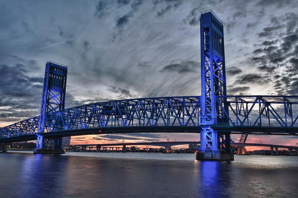 """Main Street Bridge #1"""