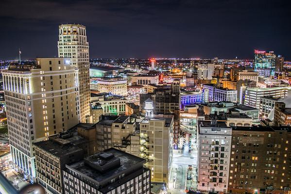 Detroit Night Life