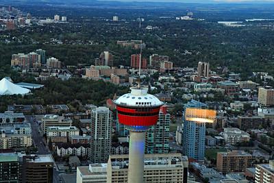 Calgary Tower 2